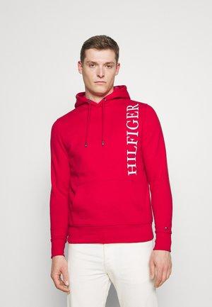 HOODY - Sweatshirt - red