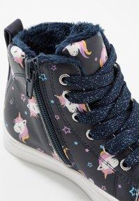 Friboo - Zapatillas altas - dark blue - 2