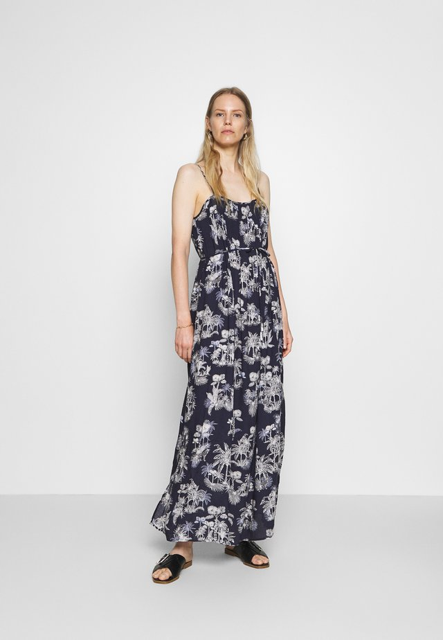 Maxi dress - eclipse blue