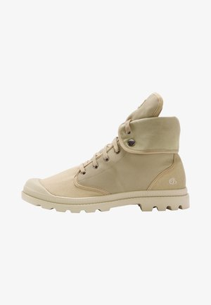 High-top trainers - rubble