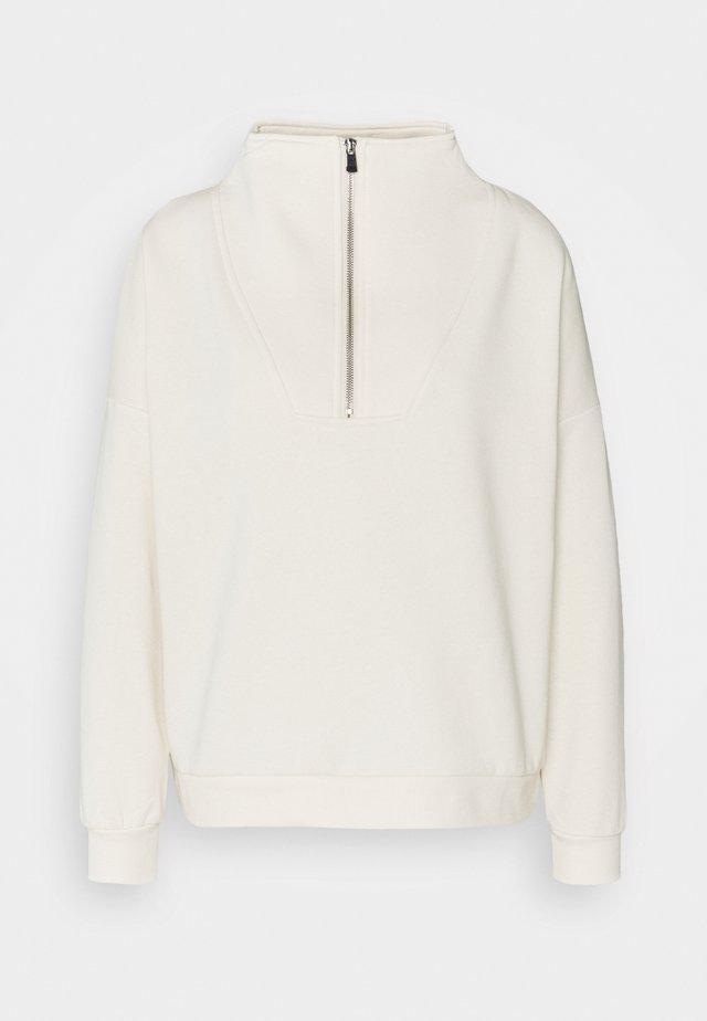 VMLYDIA ZIP  - Sweatshirt - birch