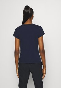 Peak Performance - ORIGINAL TEE - T-shirt con stampa - blue shadow - 2