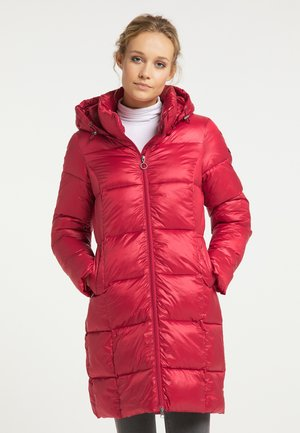 Zimní kabát - rot