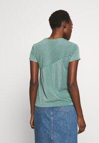 Mykke Hofmann - TEA - T-shirt imprimé - mint green - 2