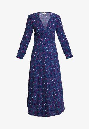 KATE DRESS - Robe longue - blue