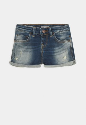 JUDIE - Denim shorts - linnea wash