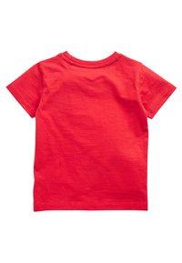 Next - Basic T-shirt - red - 1