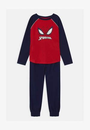 BOYS SPIDERMAN - Pyjama set - pure red