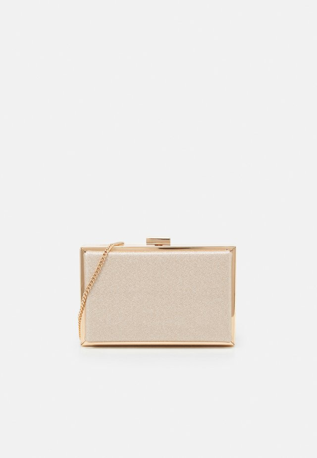 JANE FRAME BOX - Pochette - blush shimmer