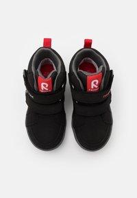 Reima - REIMATEC SHOES PATTER UNISEX - Chaussures de marche - black - 3