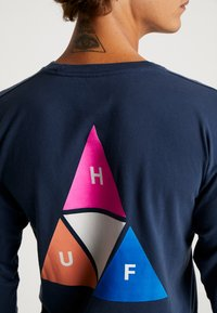 HUF - PRISM TEE - Long sleeved top - insignia blue - 4