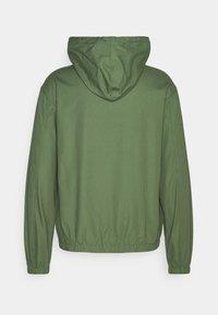 Polo Ralph Lauren - POPLIN HOODED JACKET - Tunn jacka - cargo green - 6