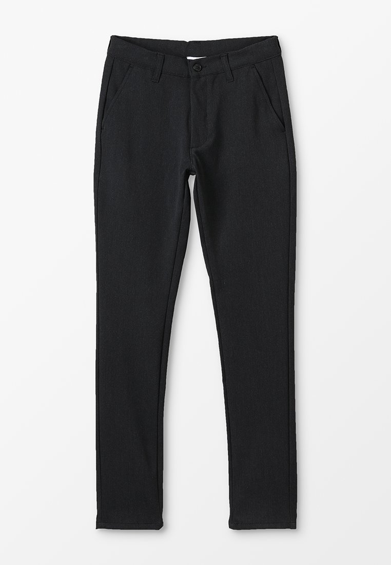 Grunt - DUDE - Chino kalhoty - grey