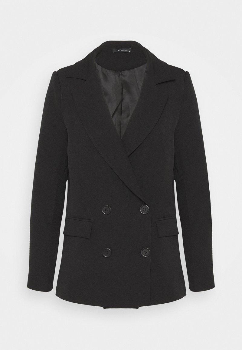 Trendyol - SIYAH - Blazer - black