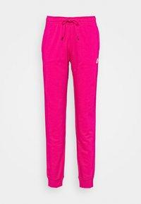 Nike Sportswear - Teplákové kalhoty - fireberry/white - 5