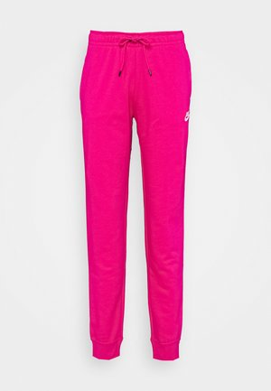 PANT - Tracksuit bottoms - fireberry/white