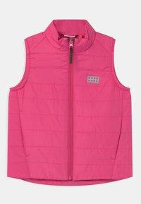 LEGO Wear - UNISEX - Waistcoat - pink - 0