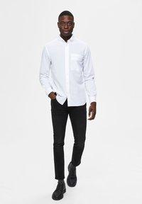 Selected Homme - Jeans Skinny Fit - black denim - 1