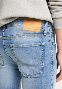 Jack & Jones - JJILIAM ORIGINAL  - Jeans Skinny Fit - blue denim - 7
