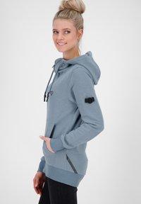 alife & kickin - Zip-up hoodie - steel - 3