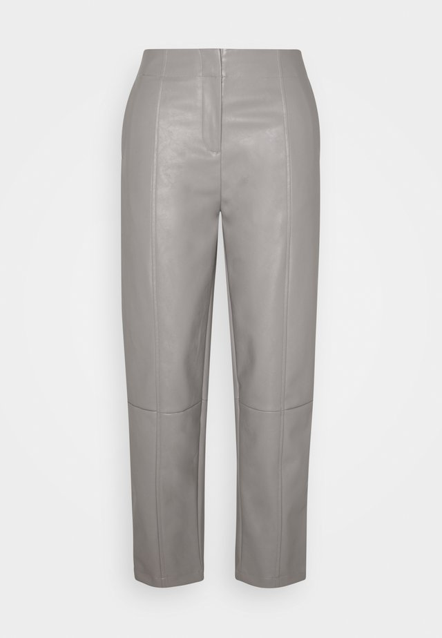 MARIE PANTS - Trousers - grey