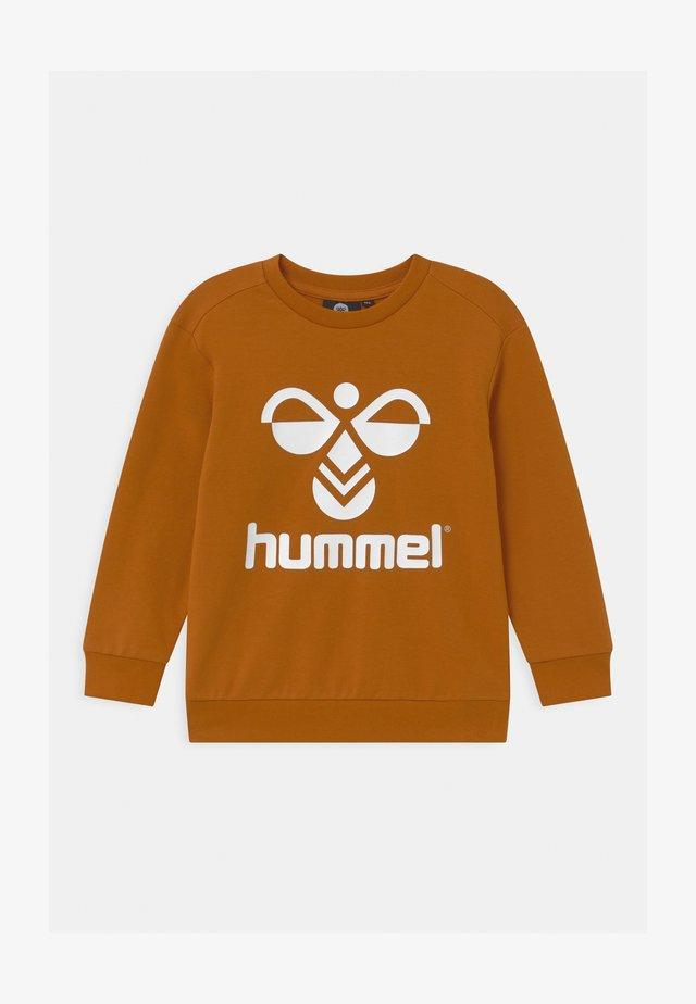 DOS UNISEX - Sweatshirt - pumpkin spice