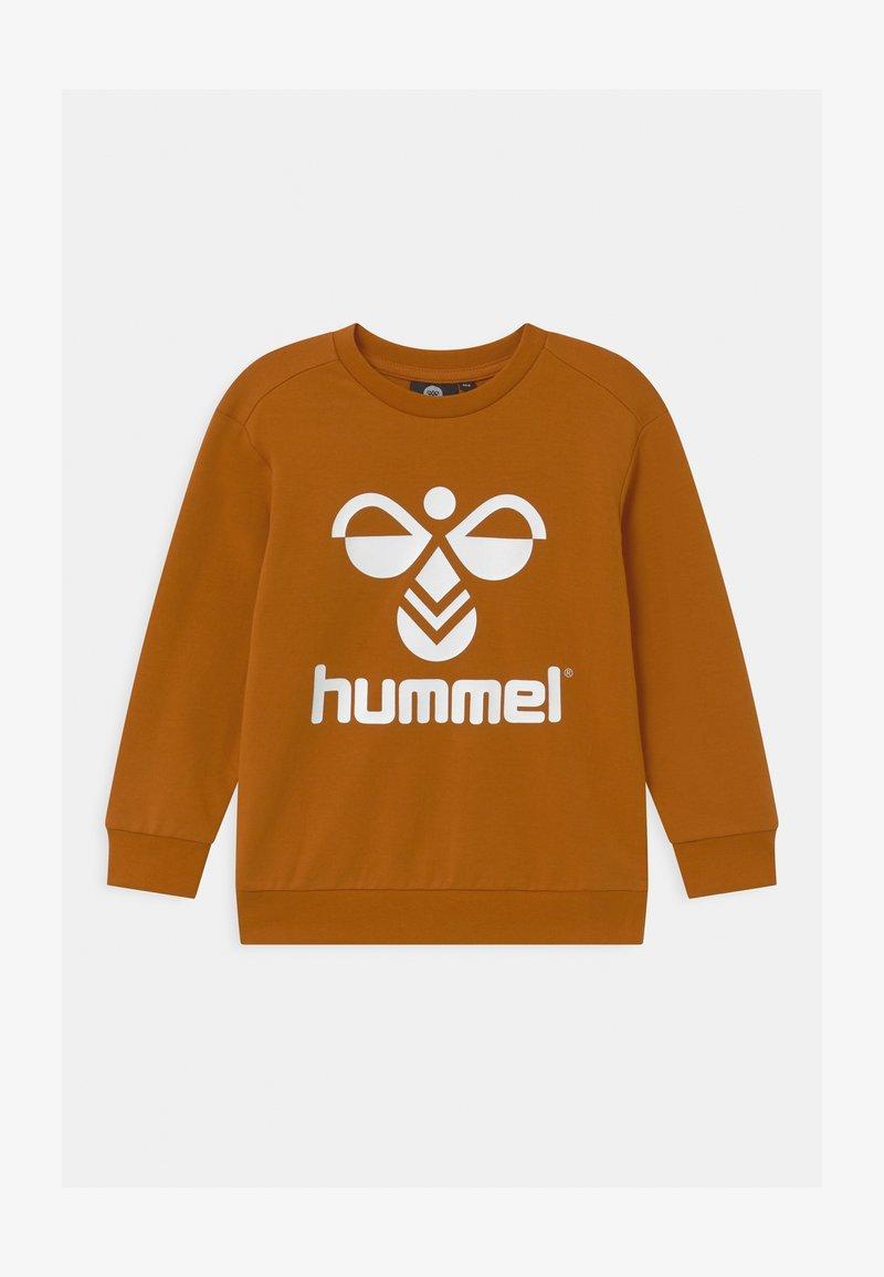 Hummel - DOS UNISEX - Sweatshirt - pumpkin spice