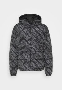 Versace Jeans Couture - QUILTED JACKET - Down jacket - nero - 7