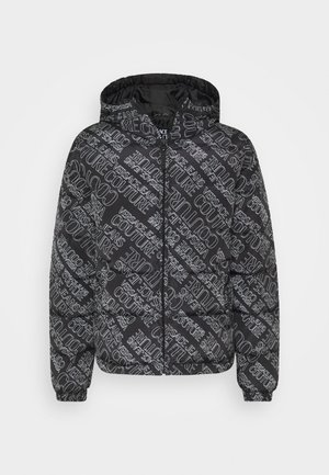 QUILTED JACKET - Doudoune - nero