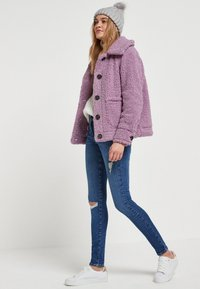 Next - Winter jacket - lilac - 1