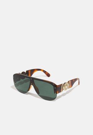 UNISEX - Occhiali da sole - havana