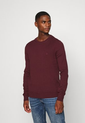 CREW NECK - Svetr - port royale