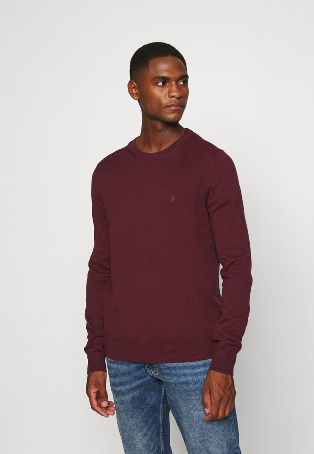 CREW NECK - Trui - port royale