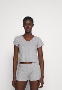 Anna Field - SET - Pigiama - light grey - 0