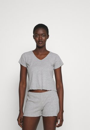 SET - Pyjamas - light grey