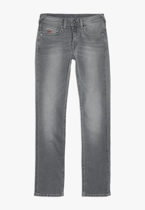 EMERSON - Slim fit jeans - grey denim