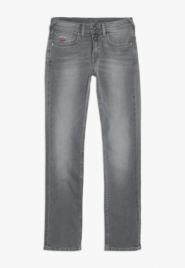 EMERSON - Jeans slim fit - grey denim