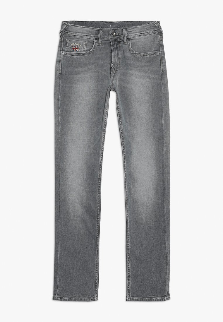 Pepe Jeans - EMERSON - Slim fit jeans - grey denim