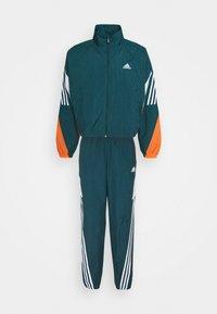 adidas Performance - GAMETI  - Træningssæt - turquoise - 9