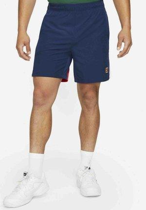 Sports shorts - binary blue/university red/white
