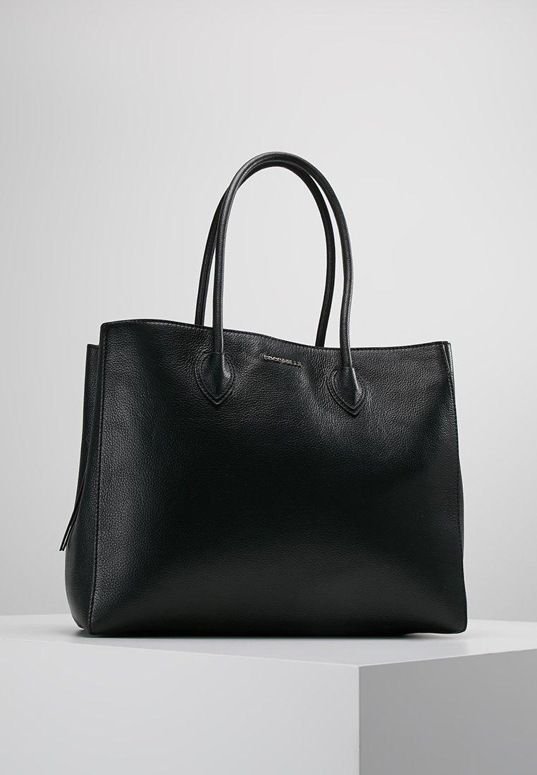 Coccinelle - FARISA LARGE HANDBAG - Handtasche - noir