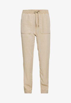 DRAWSTRING PANTS - Bukse - cornstalk