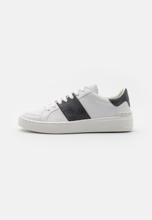 VERONA STRIPE - Trainers - white/copper