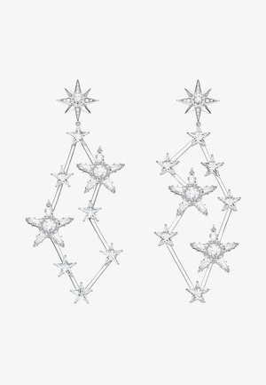 STERNE - Earrings - silver-coloured