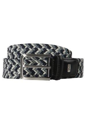 Braided belt - grau (13)