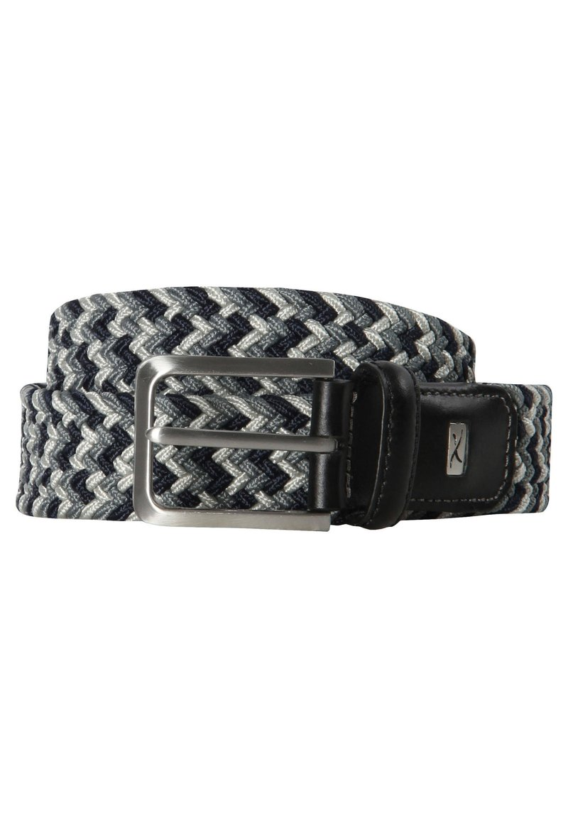 BRAX - Braided belt - grau (13)