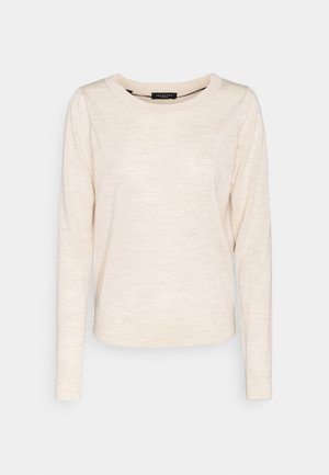 SLFLIRA O NECK - Jumper - birch melange
