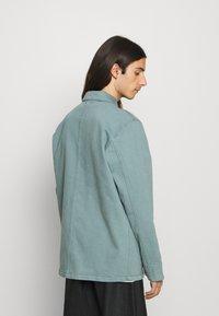 Edwin - FEDERAL JACKET UNISEX - Jakna iz džinsa - turquoise - 3