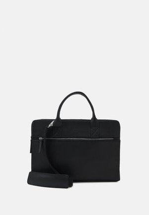CLEAN BRIEF ROOM - Laptop bag - black