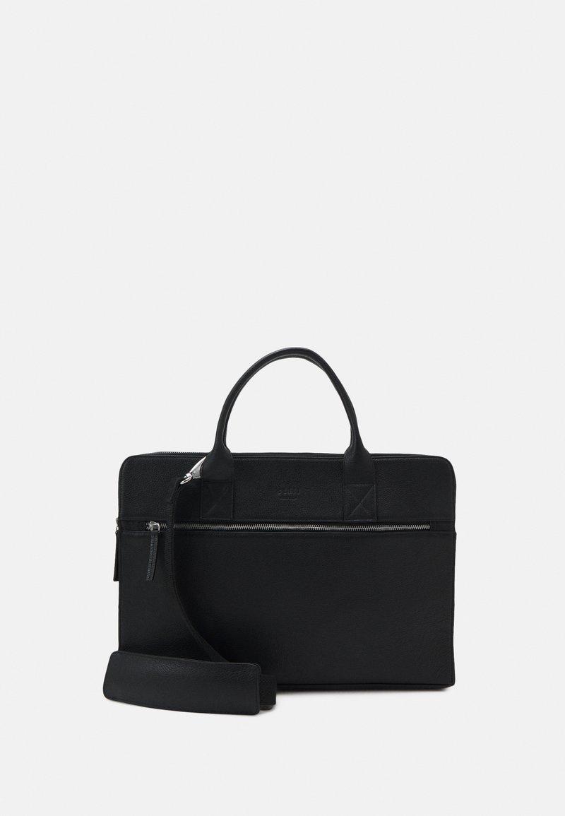 Still Nordic - CLEAN BRIEF ROOM - Laptop bag - black
